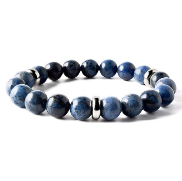 Beads bracelet 10mm Sodalite