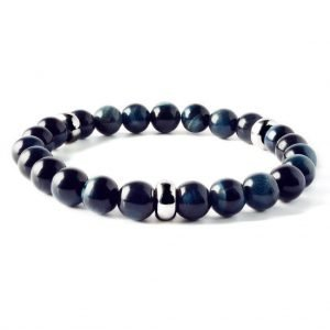 Beads bracelet 8mm Blue Tiger eye