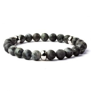 Beads bracelet 8mm Labradorite