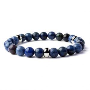 Beads bracelet 8mm Sodalite