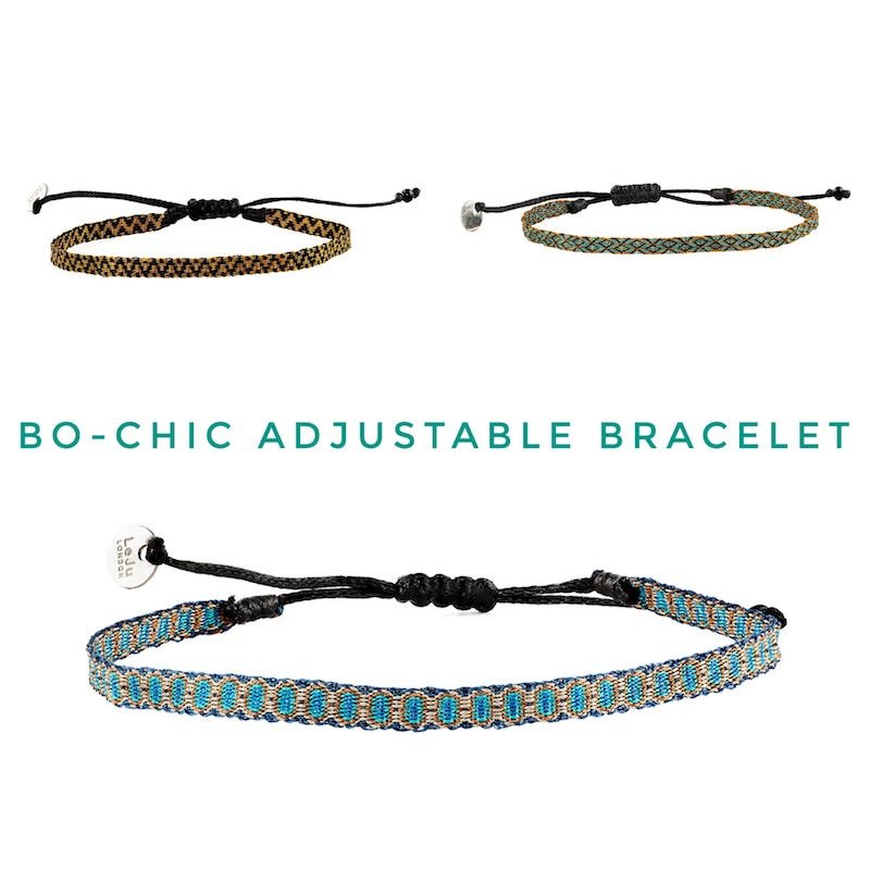 Adjustable Bo Chic Bracelet