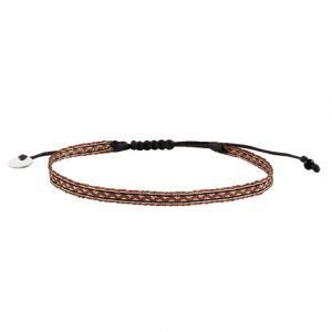 Adjustable cotton bracelet mt40-10
