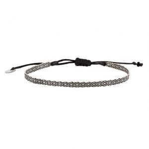 Adjustable cotton bracelet mt40-11