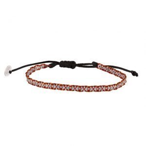 Adjustable cotton bracelet mt40-6
