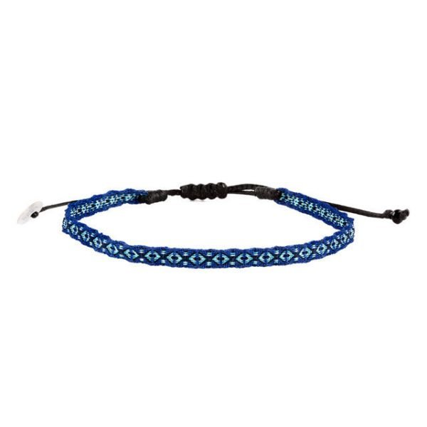 Adjustable cotton bracelet mt40-7