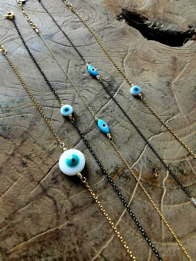Evil Eye Eleven Men's Jewelry